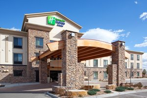 Exterior view - Holiday Inn Express Hotel & Suites Loveland