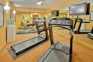 Fitness/ Exercise Room - Holiday Inn Express East Harrisburg