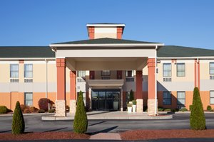 Exterior view - Holiday Inn Express North Attleboro