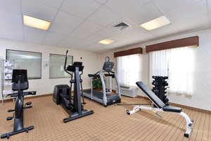 Fitness/ Exercise Room - Holiday Inn Express North Attleboro
