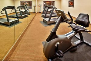 Fitness/ Exercise Room - Holiday Inn Express Hotel & Suites Le Mars