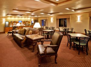Restaurant - Holiday Inn Express Hotel & Suites Le Mars