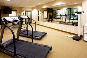 Fitness/ Exercise Room - Holiday Inn Express North Syracuse