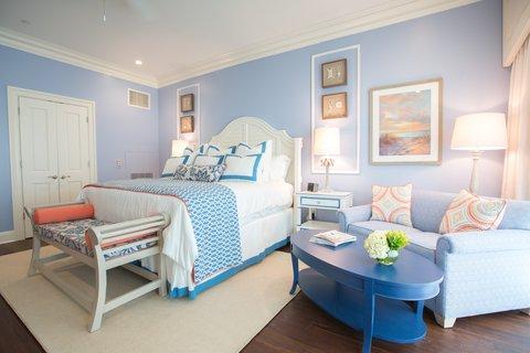 Guestroom King Patio Room