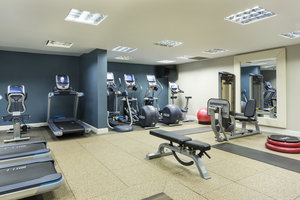 Fitness/ Exercise Room - DoubleTree by Hilton Hotel Laurel