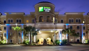 Exterior View Holiday Inn Express Hotel Suites South Lufkin