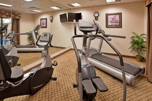 Fitness/ Exercise Room - Holiday Inn Express Hotel & Suites McPherson