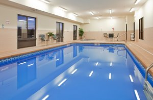Pool - Holiday Inn Express Hotel & Suites McPherson
