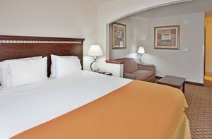 Suite - Holiday Inn Express Hotel & Suites McPherson