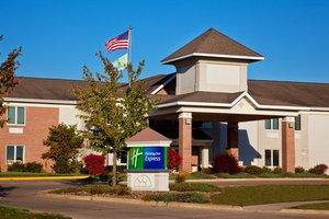 Exterior view - Holiday Inn Express Pella