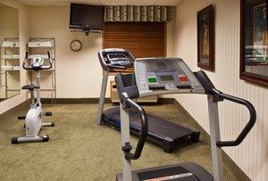 Fitness/ Exercise Room - Holiday Inn Express Pella
