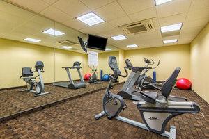 Fitness/ Exercise Room - Holiday Inn Express Hotel & Suites El Dorado