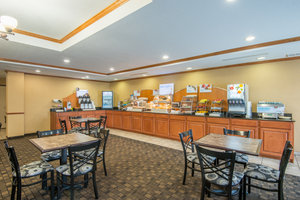 Restaurant - Holiday Inn Express Hotel & Suites El Dorado