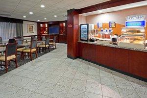 Restaurant - Holiday Inn Express Paramus