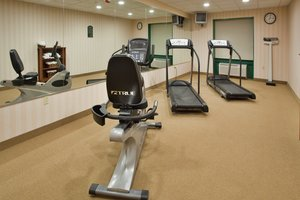 Fitness/ Exercise Room - Holiday Inn Express Hotel & Suites Drums