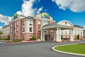 Exterior view - Holiday Inn Express Hotel & Suites Quakertown
