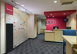 Lobby - TownePlace Suites by Marriott Mt Laurel