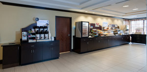 Restaurant - Holiday Inn Express Hotel & Suites Selinsgrove