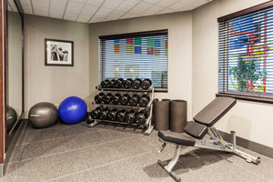Fitness/ Exercise Room - Holiday Inn Express Hotel & Suites I-90 Rapid City