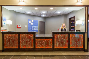 Lobby - Holiday Inn Express Hotel & Suites I-90 Rapid City