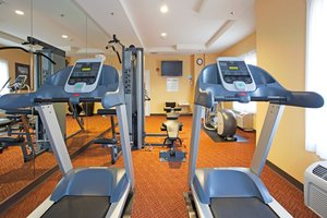 Fitness/ Exercise Room - Holiday Inn Express Hotel & Suites Reno