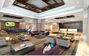 Lobby - Crowne Plaza Hotel Midtown Atlanta
