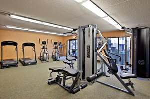 Fitness/ Exercise Room - Holiday Inn Express Pittsburgh