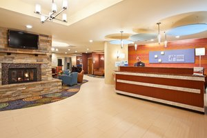 Lobby - Holiday Inn Express Pittsburgh