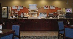 Restaurant - Holiday Inn Express Hotel & Suites Edson
