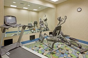 Fitness/ Exercise Room - Holiday Inn Express Hotel & Suites Plainville