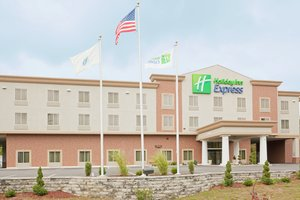 Exterior view - Holiday Inn Express Hotel & Suites Plainville