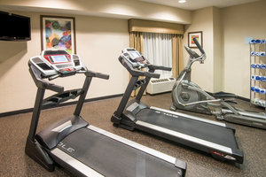 Fitness/ Exercise Room - Holiday Inn Express West Middlesex