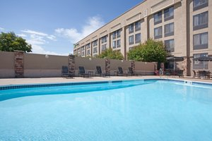 Pool - Holiday Inn Express Aurora