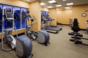 Fitness/ Exercise Room - Holiday Inn Express Saraland