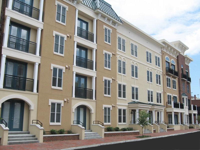 Norfolk Furnished Apartment Exterior