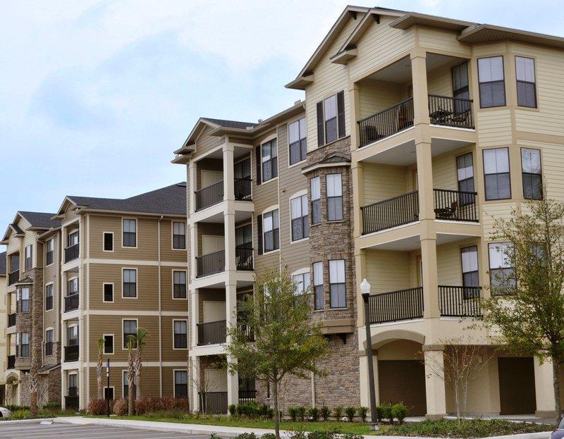 Jacksonville Furnished Apartment Exterior