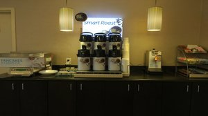 Restaurant - Holiday Inn Express Hotel & Suites Bradford