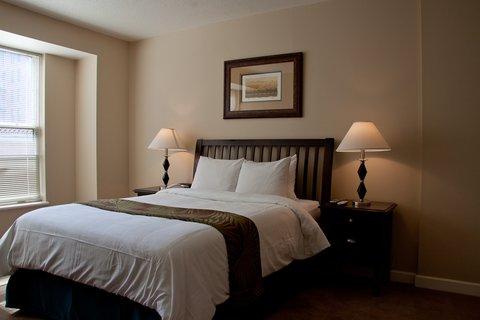 Washington Furnished Apartment Bedroom