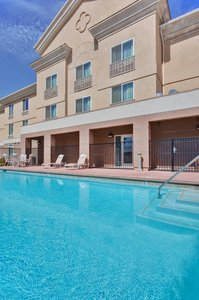Pool - Holiday Inn Express Hotel & Suites Porterville