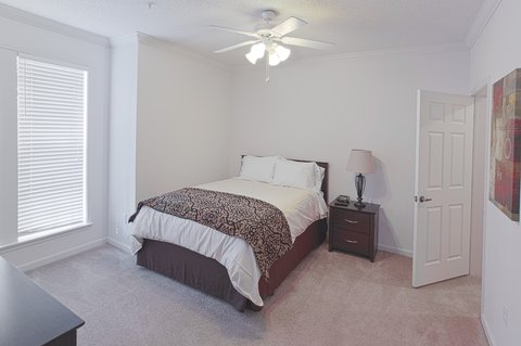 River Ridge Furnished Apartment Bedroom