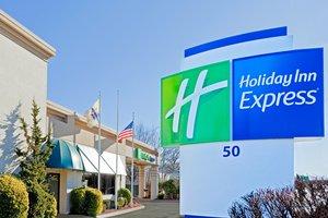 Exterior view - Holiday Inn Express Paramus