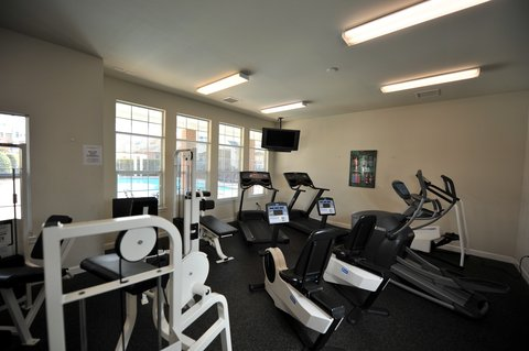 Chester Furnished Apartment Fitness Center
