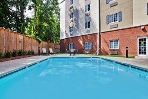 Pool - Candlewood Suites Fort Benning Columbus