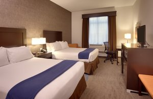 Room - Holiday Inn Express Hotel & Suites Overland Park
