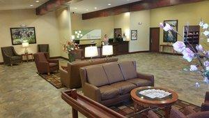 Lobby - Holiday Inn Summit Frisco