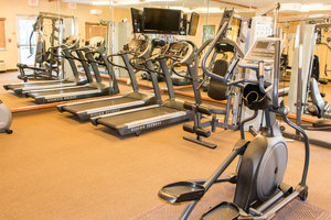Fitness/ Exercise Room - Candlewood Suites Sumter