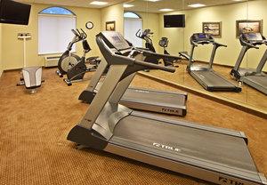 Fitness/ Exercise Room - Holiday Inn Express Hotel & Suites Shreveport