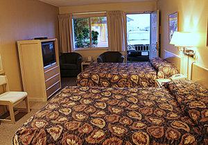 Room - Polynesian Resort Ocean Shores