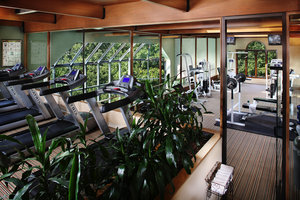 Fitness/ Exercise Room - Tarrytown House Estate Conference Center Hotel