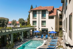 Pool - Holiday Inn Express Hotel & Suites Silicon Valley Santa Clara